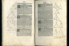 Euclides, Opera a Campano interprete, 1509