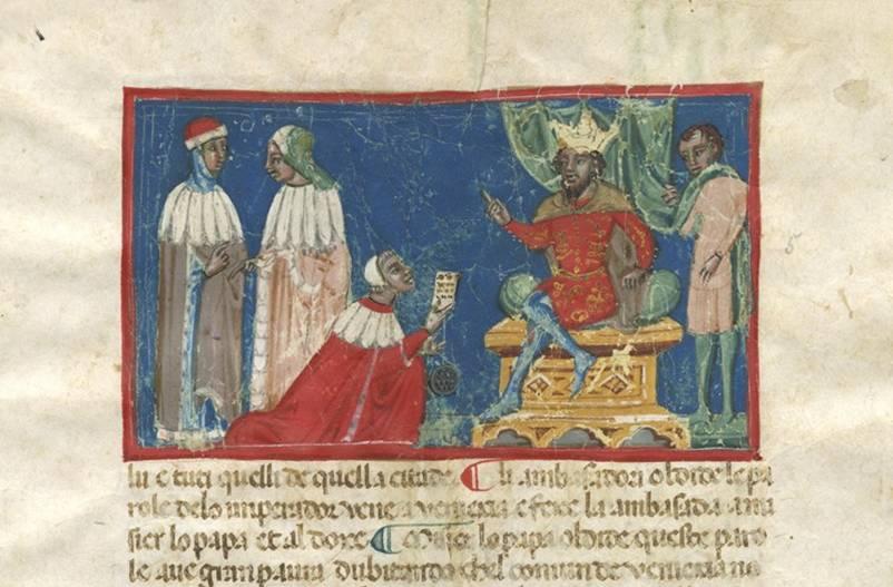 La narrazione favolosa intorno alla venuta clandestina di Alessandro III a Venezia