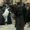 Giacomo Favretto, Liston odierno, 1887
