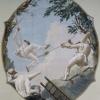 Giandomenico Tiepolo (1727 - 1804) L'altalena dei Pulcinella (1783)