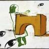 Enzo Cucchi, Bambola alata, 1996