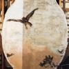 Giandomenico Tiepolo (1727 - 1804) Falchetto (1790). Tassello di pulitura
