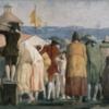 Giandomenico Tiepolo (1727 - 1804) Il Mondo Novo (1791)