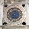 Quadrante sud dell'orologio(verso Piazza San Marco)