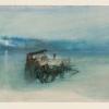 J.W.Turner, Pescatori in laguna al chiaro di luna, 1840