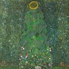 Gustav Klimt. Il Girasole (1907). Olio su tela. Collezione privata.
