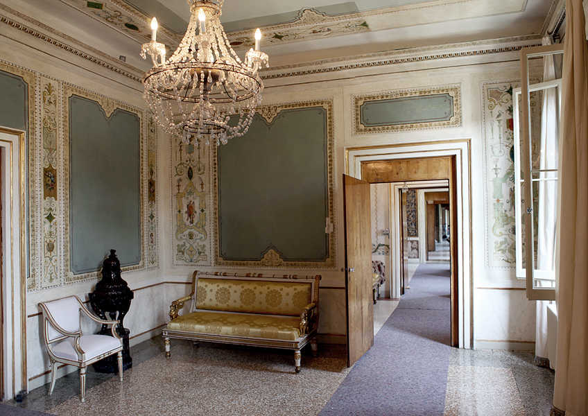 Stanze dell\'Imperatrice Elisabetta | Percorsi e Collezioni | Museo ...