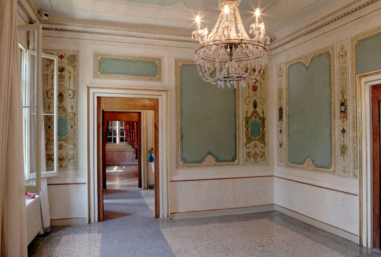 Stanze dell'Imperatrice Elisabetta | Percorsi e Collezioni ...