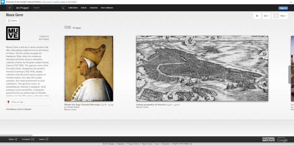 Google Art Project - Museo Correr