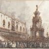 Canaletto, La festa del Giovedì Grasso, 1763-1766