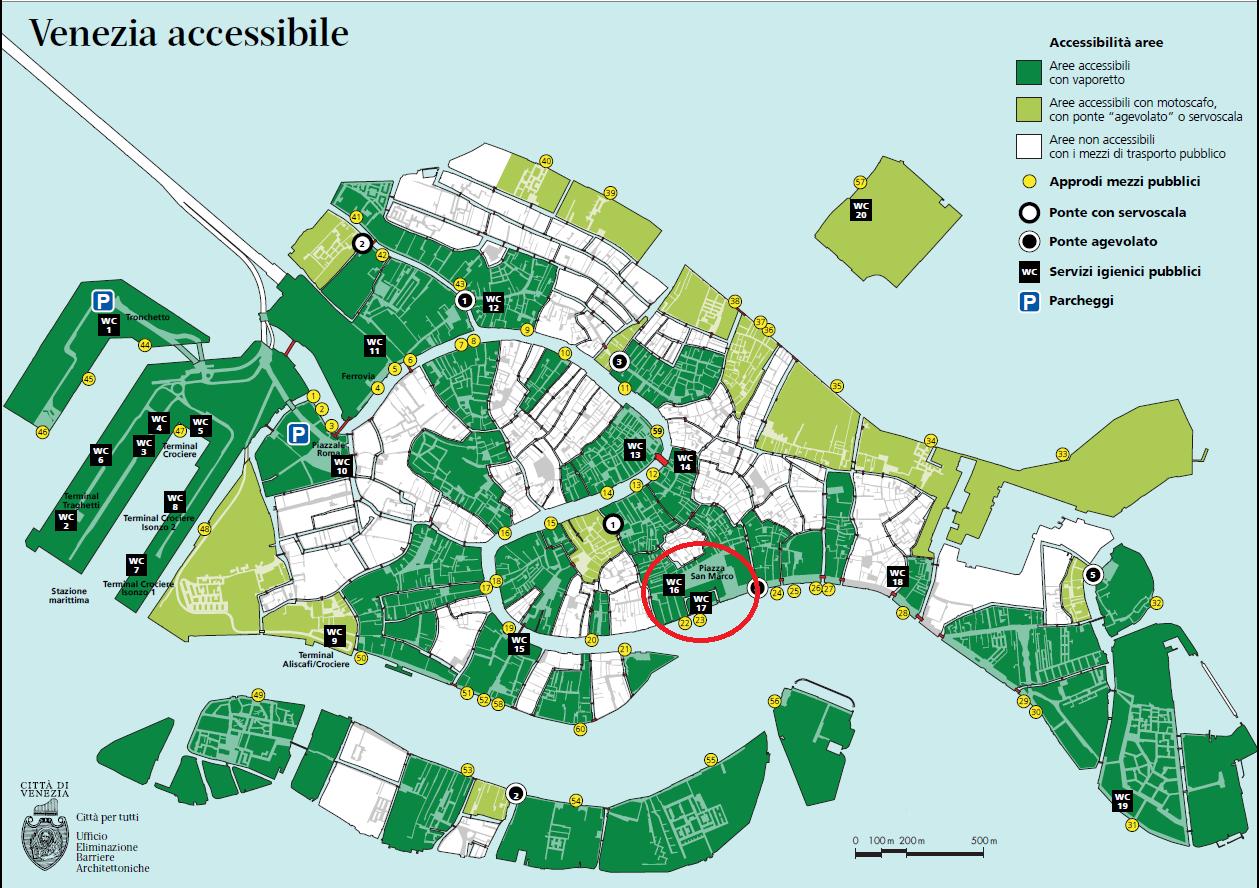 mappa-venezia-accessibile-palazzo-ducale-area-marciana