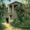 Vasilij Polenov_Il giardino della nonna, 1878 Mosca, Galleria di Stato Tret'jakov