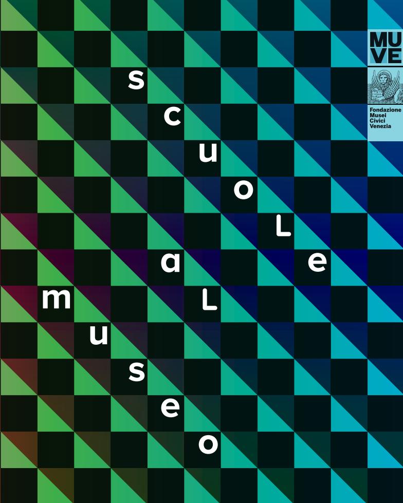 Programma Muve Scuole al Museo 2014-2015