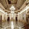 Museo del Correr_Salone da Ballo_in vista Antonio Canova_Orfeo e Euridice