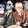Jeanne Mammen Chess Player (Schachspieler) , 1929 - 1930 olio su tela, cm 70 x 80,5 Berlinische Galerie, Landesmuseum für Moderne Kunst, Fotografie und Architektur, Berlin © Jeanne Mammen, by SIAE 2015