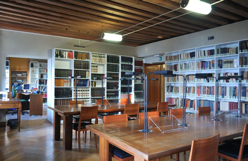 Biblioteca museo correr venezia - Biblioteca porta venezia orari ...