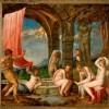 Andrea Schiavone Diana e Atteone, 1559 - ca. olio su tela, cm 111 x 115 Vienna, Kunsthistorisches Museum Gemäldegalerie © Kunshistorisches Museum Vienna