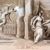 Andrea Schiavone Annunciazione Incisione Londra, The British Museum © The Trustees of the British Museum