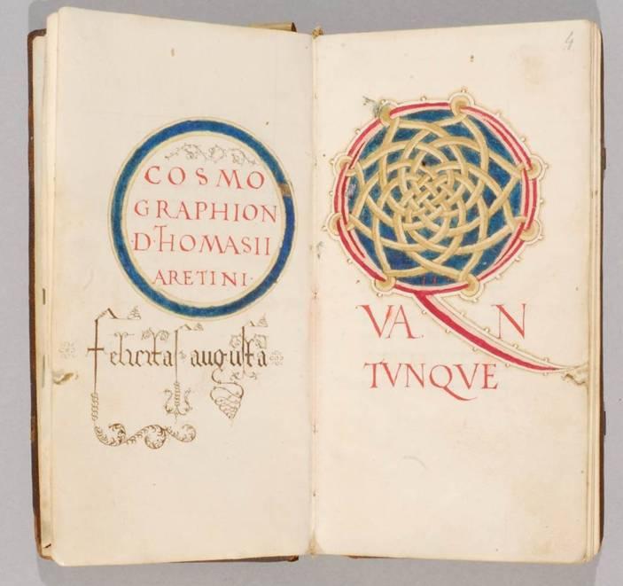 Felice da Feliciano, Cosmographion