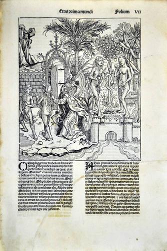 Schedel Liber Chronicarum, 1493