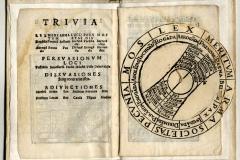 Leon Battista Alberti Trivia Senatoria, 1516
