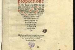 Pacioli, Divina Proportione,1509