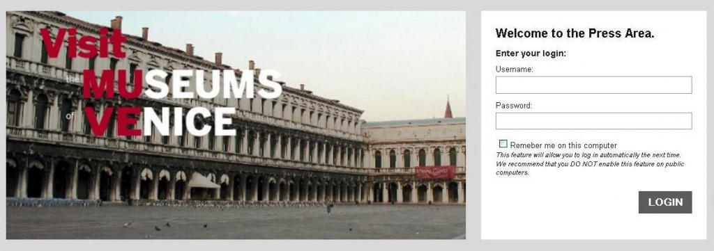 Area Press - Fondazione Musei Civici di Venezia