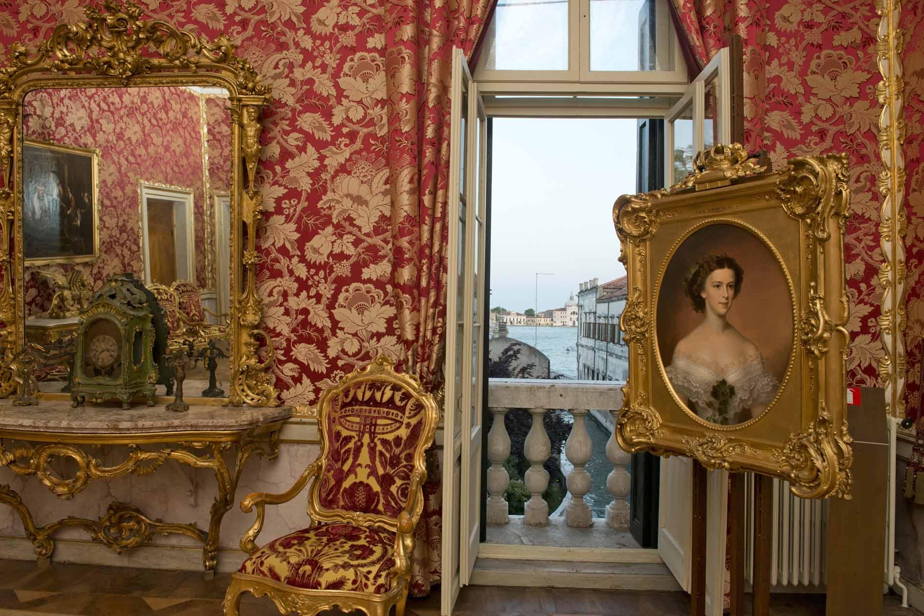 Imperial Apartments - Correr Museum, Venice