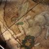 Catt 93.celestial globe - Amsterdam 1622