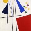 Sophie Taeuber-Arp, Equilibre, 1932