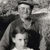 Bruce Chatwin, Contadino con nipote