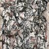 Jackson Pollock, Enchanted Forest (1947)