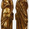 Orafo veneziano, seconda metà del sec. XIII, Figura in piedi di giovane donna