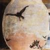 Giandomenico Tiepolo (1727 - 1804) Falchetto (1790). Dopo la pulitura