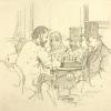 Ippolito Caffi (1809 – 1866), dai taccuini di schizzi
