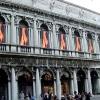 Fabrizio Plessi, foto dell'installazione sull'Ala Napoleonica, Museo Correr