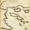 Vincenzo De Lucio (dis.), Francesco Ambrosi (inc.), Isole del Golfo del Quarnero, particolare