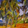 Arshile Gorky, Gaylordsville (1937)