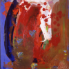 Hans Hofmann, Red Bird  (1951)