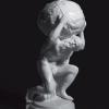 Atlante Farnese (copia) 1800 circa