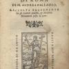 L'antichità di Roma di m. Andrea Palladio