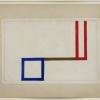 Sophie Taeuber-Arp, Projet pour l'Aubette, 1926/27