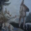 Giandomenico Tiepolo (1727 - 1804) La partenza di Pulcinella (1797)