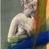Arnulf Rainer, Donna che si copre, 2001