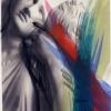 Arnulf Rainer, Ella ama e soffre, 2000
