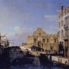 Bernardo Bellotto, Il Rio dei Mendicanti