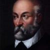 G.B. Maganza, Ritratto di Palladio