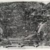 Antonio Tempesta (disegnatore e incisore), (Veduta prospettica di Roma), 1593