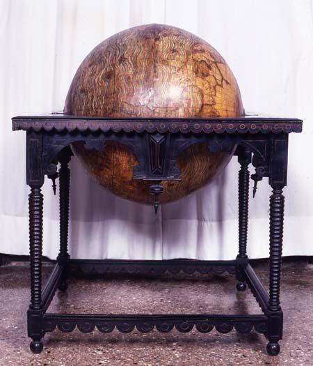 Livio Sanudo(1520-1576), Globo terrestre