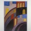 Sophie Taeuber-Arp, Sienne-Architecture, 1921